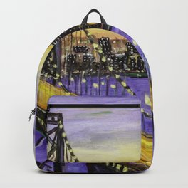 Indigo Night San Francisco Backpack
