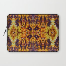 Patterned Paintography  Laptop Sleeve