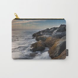Tide Rushes In Carry-All Pouch