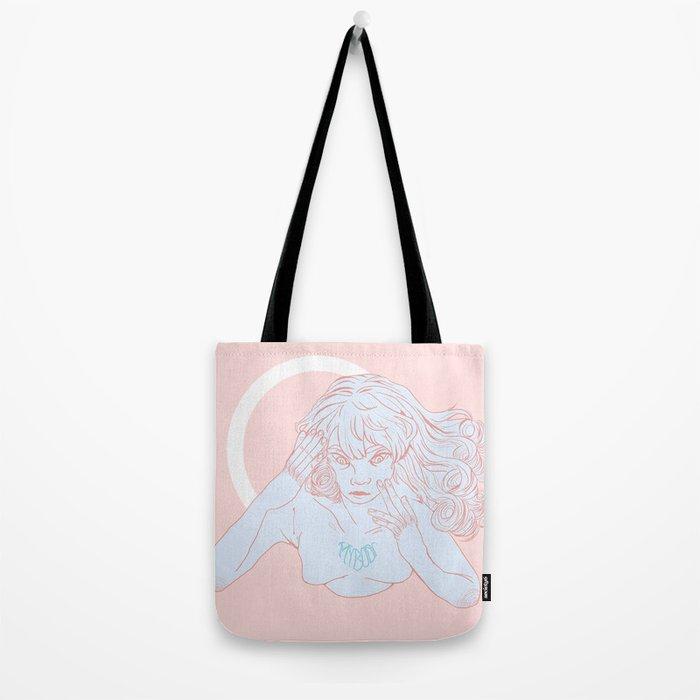 Questioning (FtM) Tote Bag