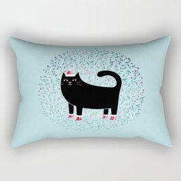 Santa Paws Rectangular Pillow