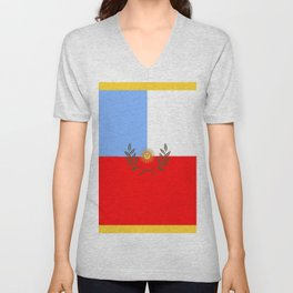 Flag of Catamarca Unisex V-Neck