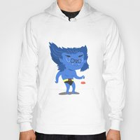 beast Hoodies featuring Beast by Rod Perich