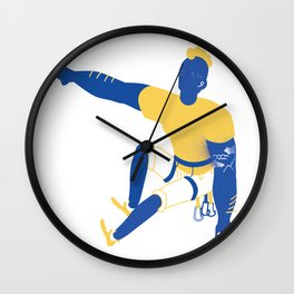 Big Climber Wall Clock