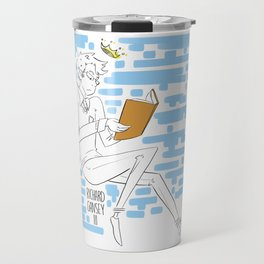 Gansey Travel Mug