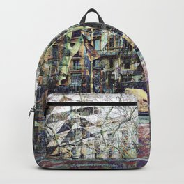 Unequivocal noncoincidence implemented onirically. Backpack