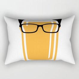 Beer Geek Rectangular Pillow