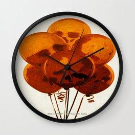 SKULLOONS B21 Wall Clock