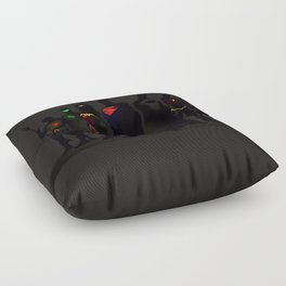 superhero Floor Pillow