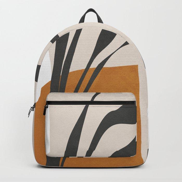Abstract Shapes 3 Rucksack