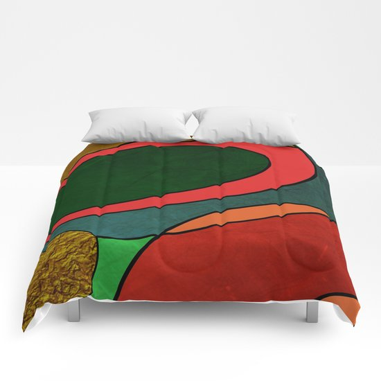 Abstract #325 Comforters