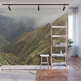TAKE A HIKE and get lost Wall Mural