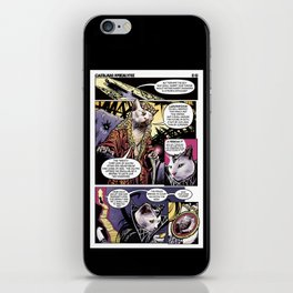 Cathair Apocalypse 01-03 iPhone Skin