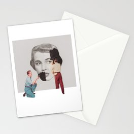 Just Roll Over Stationery Cards