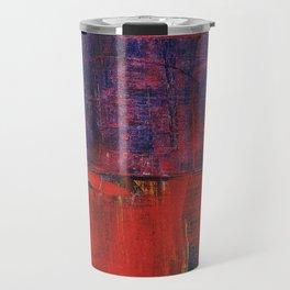 Simon Carter Painting Tyr's River Travel Mug