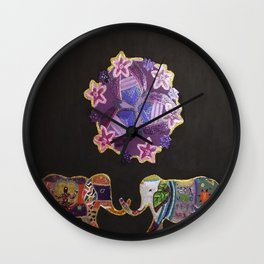 DalEphant Wall Clock