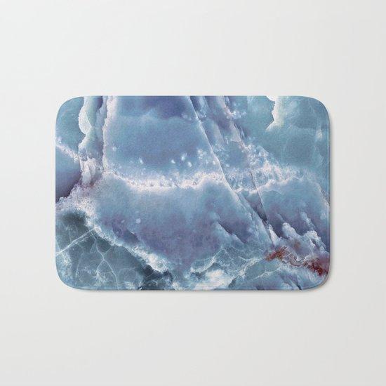 Blue onyx Bath Mat