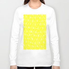Yellow Diamonds Long Sleeve T-shirt
