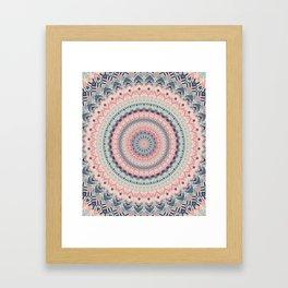 Mandala 515 Framed Art Print