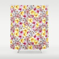 bali Shower Curtains featuring bali by gasponce