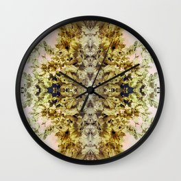 Autumn revisited Wall Clock