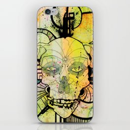 DonnieMisfit iPhone Skin