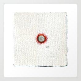 Rambutan - Drawing #8 Art Print