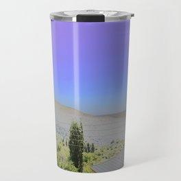Chromascape 1 (cyprus) Travel Mug