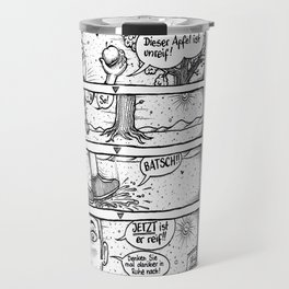 Reif oder unreif? Travel Mug