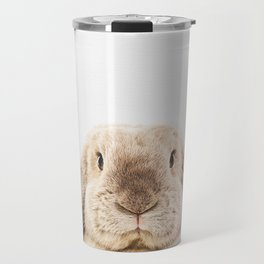 Bunny Rabbit Travel Mug