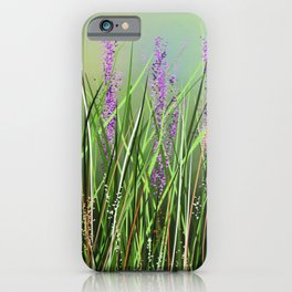 Lavenders iPhone Case