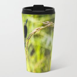 Banded Demoiselle Travel Mug
