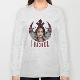 I Rebel Long Sleeve T-shirt
