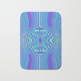 Spacey Blues - AMP Bath Mat