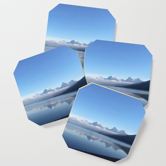 Lake McDonald Reflection Coaster