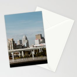 Downtown Louisville Stationery Cards