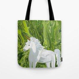Herron's Horn Tote Bag
