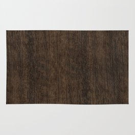 Smoked Etimoe Wood Rug