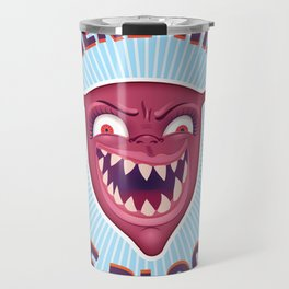 Crazed Uterus, There Will Be Blood Travel Mug