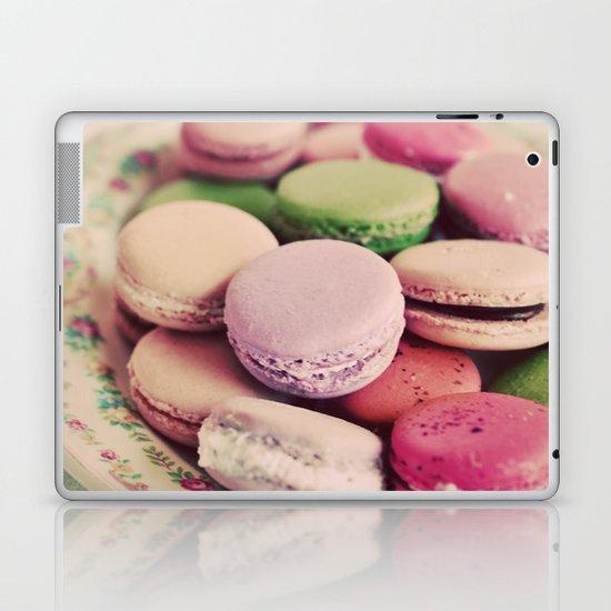 Sweet Macarons Laptop & iPad Skin
