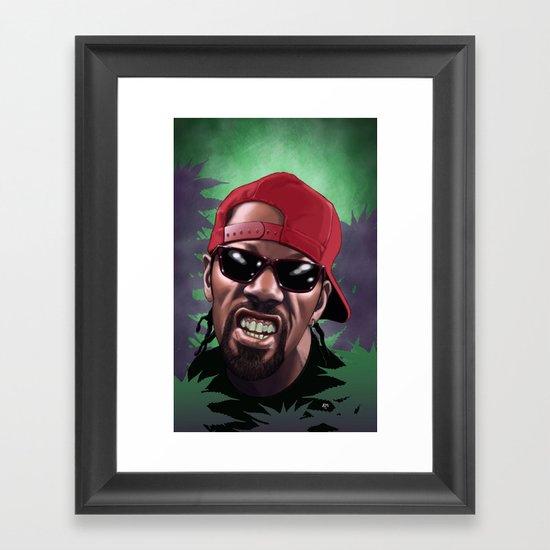 Sourdeezal Framed Art Print