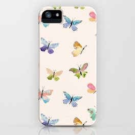 Beautiful Butterflies iPhone Case