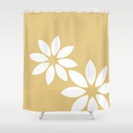 Flora2 Shower Curtain