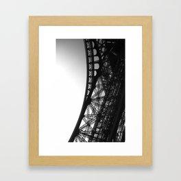 Graphique Framed Art Print