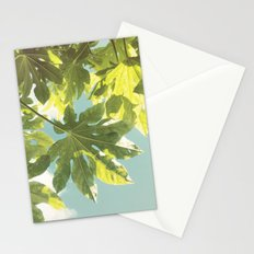 Fig Leaves Stationery Cards