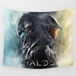 halo 5 Wall Tapestry