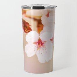 Blooming fairy cherry tree Travel Mug