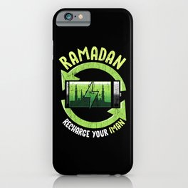 Recharge Your Iman - Gift iPhone Case
