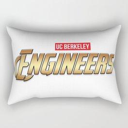 UC Berkeley Engineers Rectangular Pillow