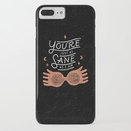Sane iPhone Case
